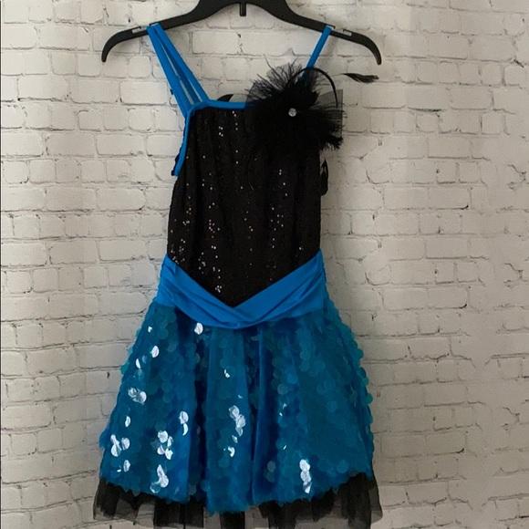 Dance costume- jazz or tap